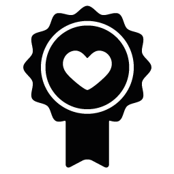 Badge Heart Download