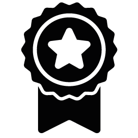 Badge with a Star Download