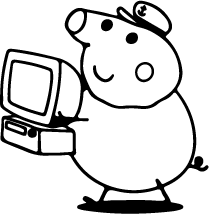 Grandpa Pig Download