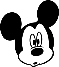 Mickey Mouse Face Download