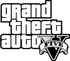 Grand Theft Auto V Logo Download